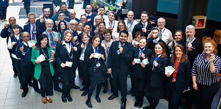 London Stansted trains 1,000 staff as Dementia Friends to help passengers with hidden disabilities