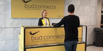 Budapest Airport and Kiwi.com create seamless self-connection