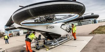 Making a new era of urban air mobility possible