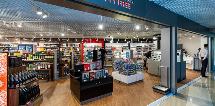 New Heinemann Duty Free Shop opens at Boryspil Airport