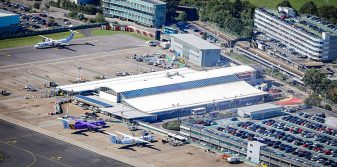Southampton Airport recognised at Level 2 Reduction of Airport Carbon Accreditation