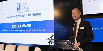 Towards a more sustainable aviation sector in line with the European Green Deal – the ACI EUROPE Aviation Sustainability Summit