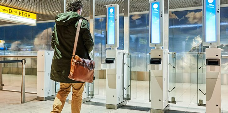 """""""An end-to-end self-service experience from check-in, through security and boarding"""""""