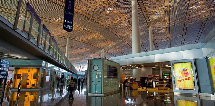Beijing Capital Airport transforming Terminal 3 commercial areas