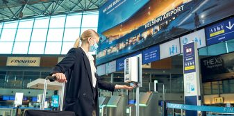 Finavia expands use of face masks at its airports for safety of passengers and personnel