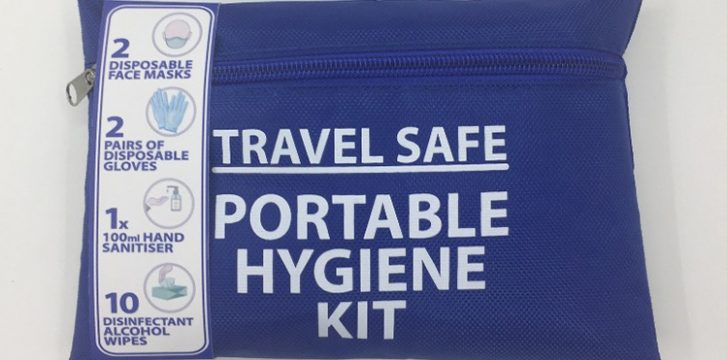 Enviro-Point's new Travel Safe Portable Hygiene Kit to launch at Newcastle and Bristol airports