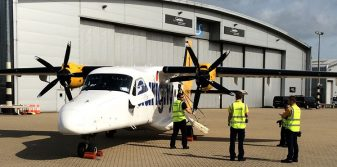 Southampton Airport works with Guernsey Airport and Aurigny to enable vital medical flight