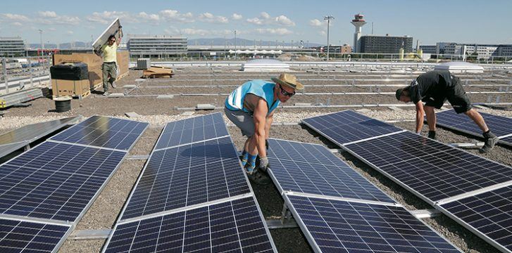 Fraport committed to green electricity at Frankfurt Airport