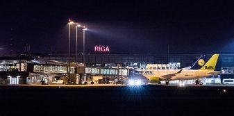 Finnair and Lufthansa resume flights from Riga Airport