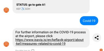 AirChat providing effective, data-driven passenger communication to help facilitate safe travel during COVID-19