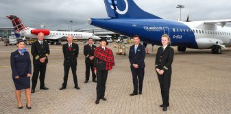 Loganair and Blue Islands partner to connect UK regions