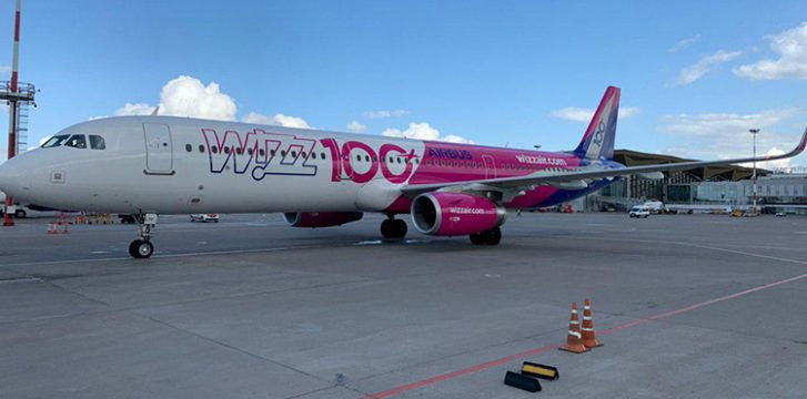 Wizz Air to further expand in St. Petersburg and launch five new routes from Pulkovo Airport