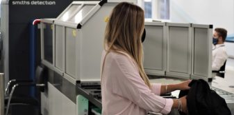 London Southend Airport trials new cabin baggage screening equipment