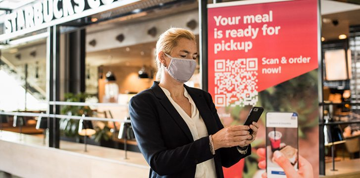 Schiphol introduces new contactless F&B ordering service