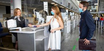 Frankfurt Airport implements measures to ensure safety of passengers and personnel