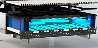 Gatwick first UK airport to install UV cleaning treatment for security trays