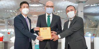 Istanbul Airport achieves 'China Friendly Airport' status