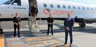 Loganair launches Newcastle-Exeter route