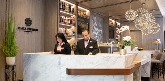 Common-use airport lounge concept Plaza Premium Lounge debuts in US at Dallas Fort Worth International Airport