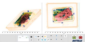 Screener Training: 3D X-ray CT