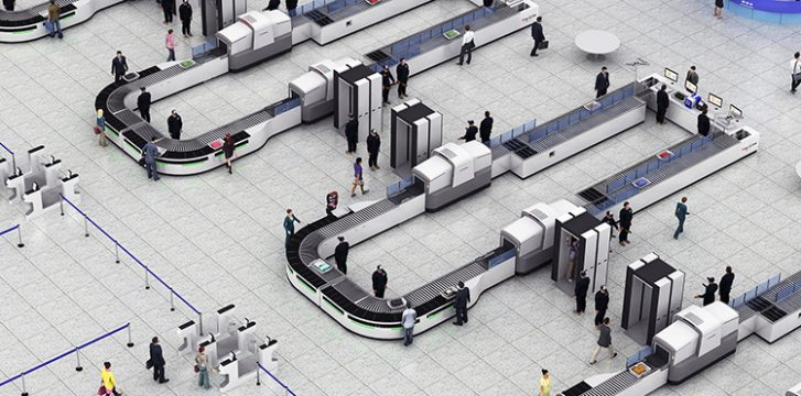 Delivering a contactless journey through automation and self-service