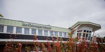 Åre Östersund Airport inaugurates premises for an international test centre for electric planes and aviation