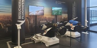 Birdly takes off again in Vienna