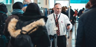 "G4S focused on ""inclusive entrepreneurship"" and contributing to a safe, secure feeling for passengers and staff"