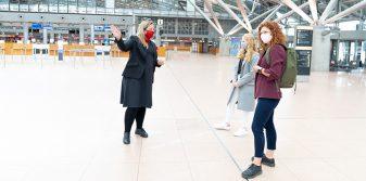 Hamburg Airport wins ACI EUROPE Best Airport Award in '10-25 million passengers' category