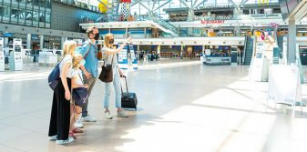Hamburg Airport's comprehensive COVID-19 response: ensuring safe travel from check-in to boarding