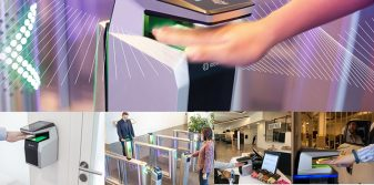 Contactless biometrics for access control: a hygienic and frictionless experience