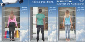 Steriport releases range of sanitiser solutions for aviation industry