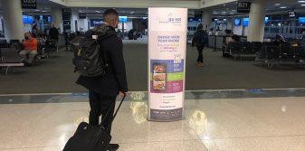 Contactless F&B ordering launched at Chicago Midway Airport