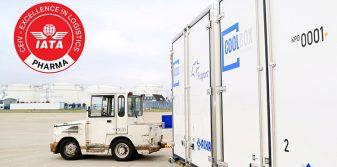 Fraport receives CEIV Pharma recertification