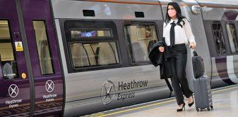 Heathrow Express launches new fleet