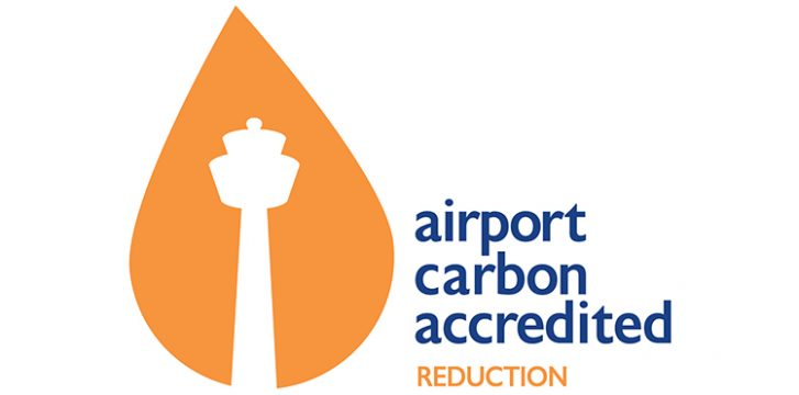Riga Airport achieves Level 2 of Airport Carbon Accreditation