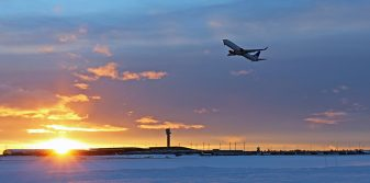 Another record year for seafood out of Avinor Oslo Airport