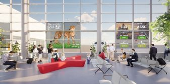 """View smart windows to be installed in Dallas Fort Worth Airport's """"Gate of the Future"""""""