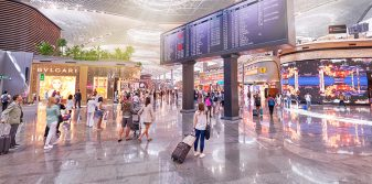 Istanbul Airport receives ACI Airport Carbon Accreditation