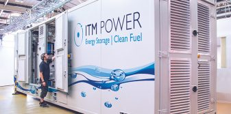 Leeds Bradford Airport lands hydrogen vehicle hub