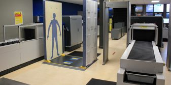 Rohde & Schwarz installs first R&S QPS201 quick personnel scanner at Kerry Airport