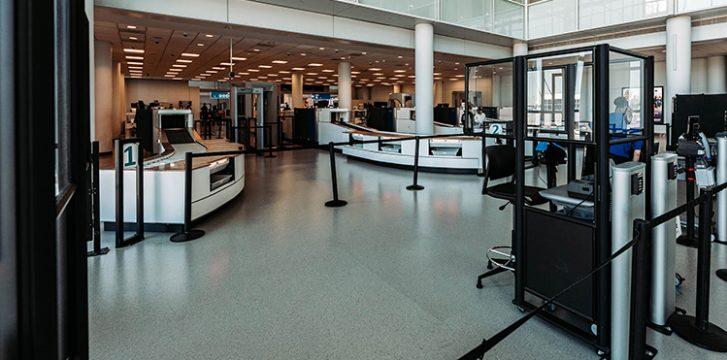 Vanderlande screening lanes to streamline security checkpoints at Charlotte Douglas International Airport