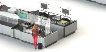 Vanderlande introduces new self-service application for security checkpoints