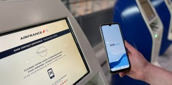 Air France and Groupe ADP extend the ICC AOKpass solution test to Paris-CDG, San Francisco and Los Angeles flights