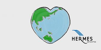 Hermes Airports' vision for sustainable development