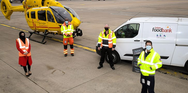 London Luton Airport announces new charity partnership