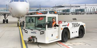 Swissport wins IAG at Berlin Brandenburg Airport