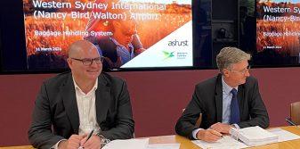 Vanderlande to support Western Sydney International in developing 'airport of the future'