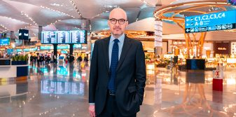 """Istanbul Airport: """"enhancing Istanbul's position at the very top of the global airports league"""""""