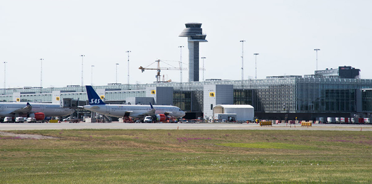 Swedavia, first in Europe to achieve Net Zero emissions at all 10 airports